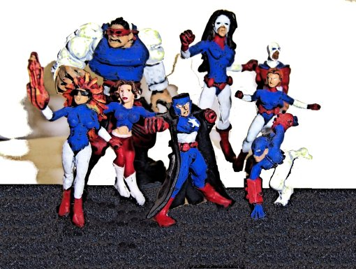 American Justice Society Ready for Action !!