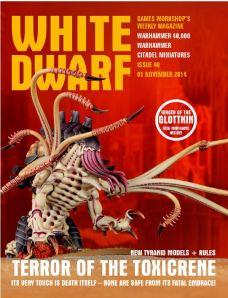 White Dwarf 40 Terror of the Toxicrene