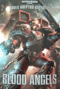 Codex Adeptus Astartes Blood Angels