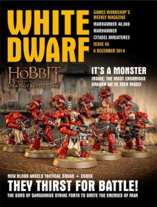 White Dwarf 45 Cover